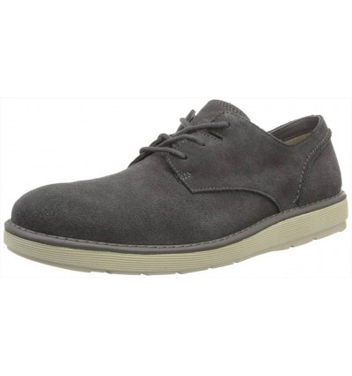 Clark's Fayeman Lace scarpa uomo camoscio grigio