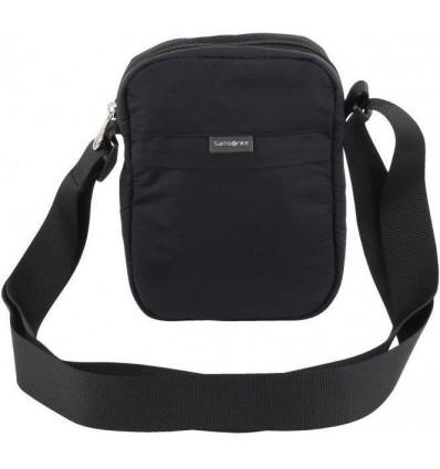 Samsonite borsello verticale con tasca esterna