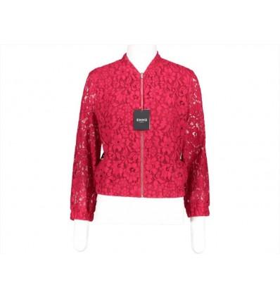 Emme Marella Pinolo giacca in pizzo rebrodè
