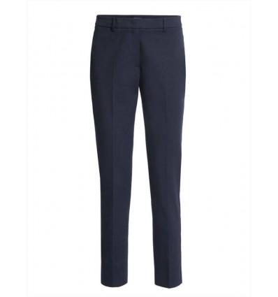 Max Mara Weekend Augusta pantalone donna in cotone stretch