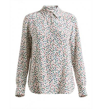 Max Mara Weekend Ofelia camicia da donna in seta stampata