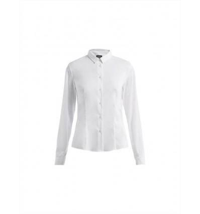 Emme Marella Giunto camicia da donna in popeline di cotone
