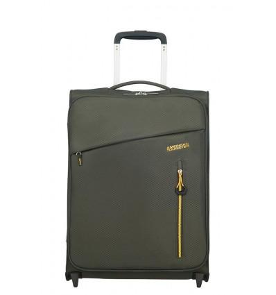American Tourister Litewing valigia trolley bagaglio a mano 2 ruote 55 cm