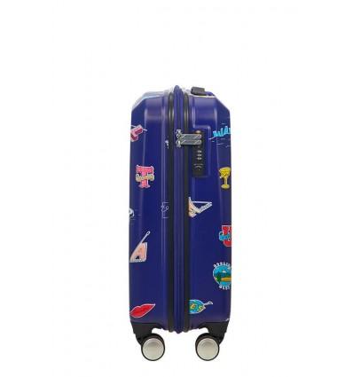 American Tourister Ceizer Fun valigia bagaglio cabina rigido TSA 55/20 cm
