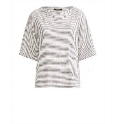 Max Mara Weekend Baviera t-shirt donna in lino